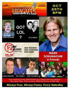 comedy heights 201 oct 25 2014